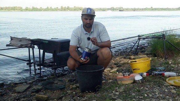 Охотник и рыболов фидер